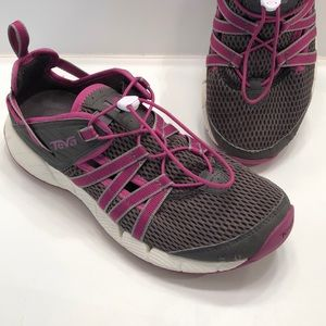 fcefbcc10649 Teva Shoes - Teva Churn Water shoes Sneakers size 9